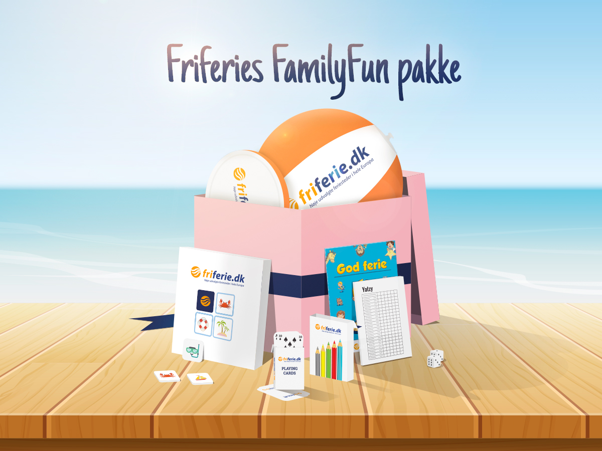 Friferies FamilyFun pakke