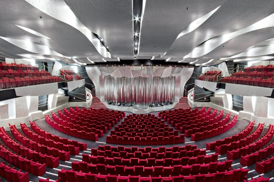 Teater MSC Divina