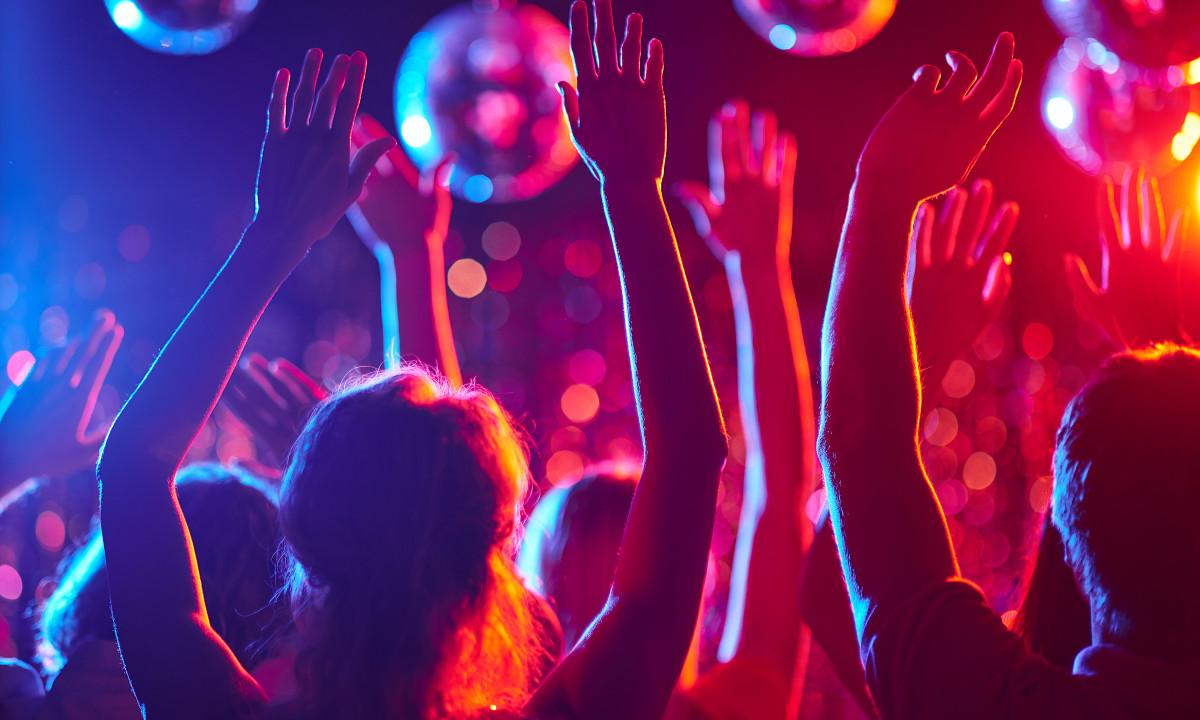Dansetimer om aftenen