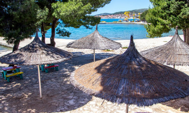 Camping med hotelfaciliteter