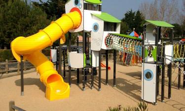 Børnevenlige faciliteter