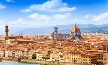 Bliv forelsket i historiske Firenze