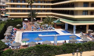 Hotellet Gran Hotel Sea Cervante