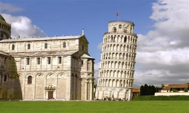 Oplev Det Skæve Tårn i Piza