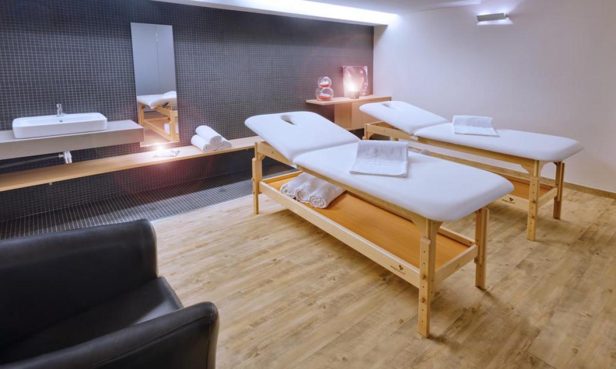 Afslappende massage