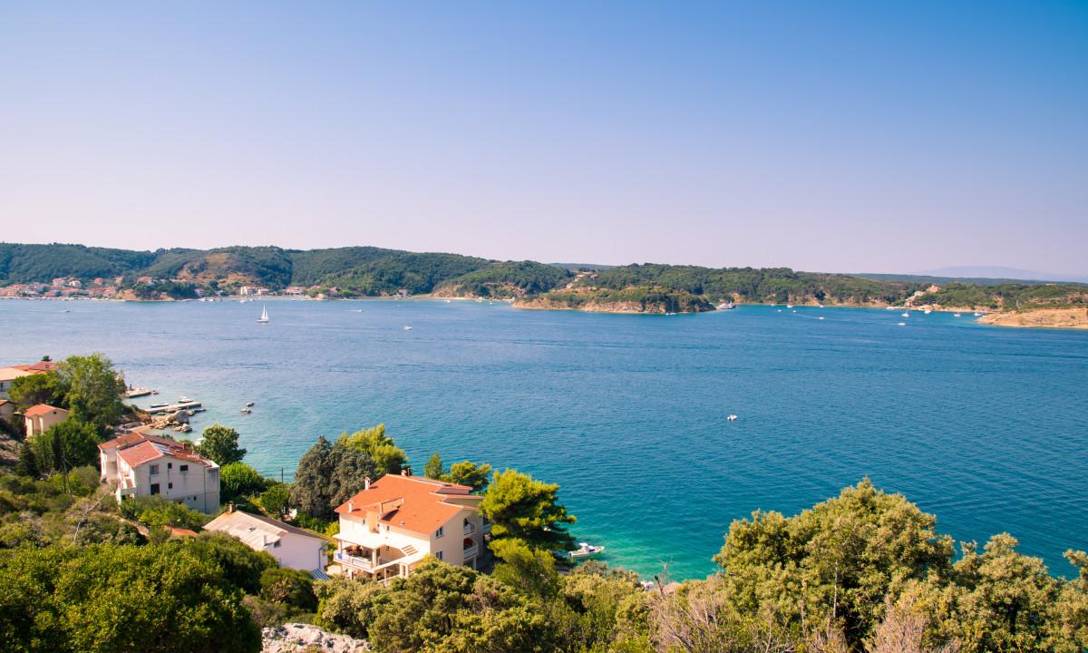 Oeen Rab i Kroatien