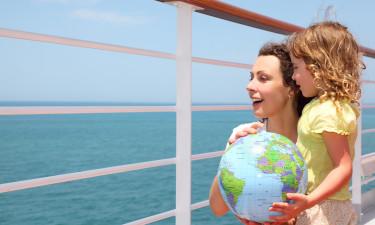 Tag familien med på cruiseferie