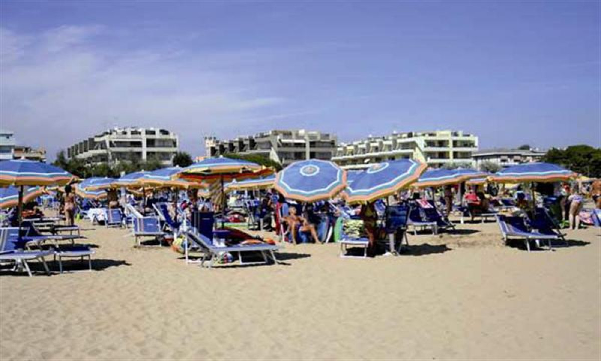 Giudecca - Direkte adgang til stranden