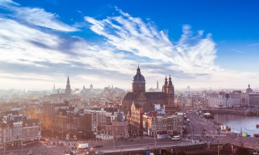 Amsterdam - Oplev den populære hovedstad