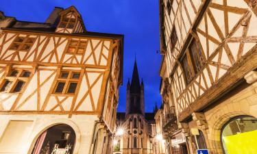 Seværdigheder i Bourgogne