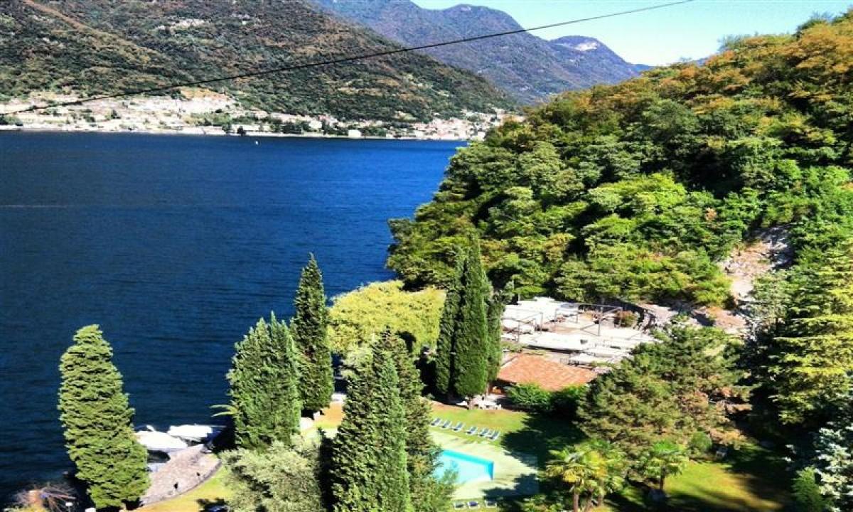 La Cava i Italien - Panoramaudsigt fra ferieboligen
