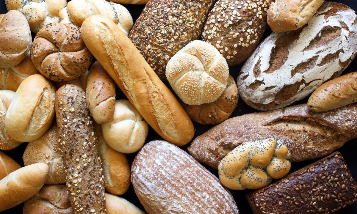 Brød til morgenmaden