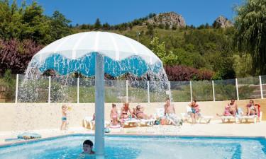 Swimmingpool og vandsjov