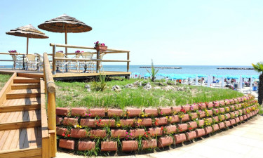 Airone Bianco - Ferielejligheder ved stranden