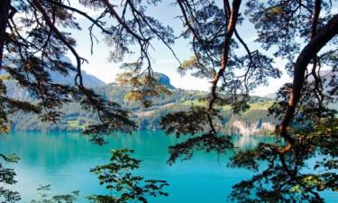 Fantastiske vandre- og cykeloplevelser i  Alperne