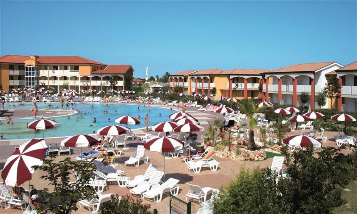 Ai Pini ferielejligheder ved Adriaterhavet