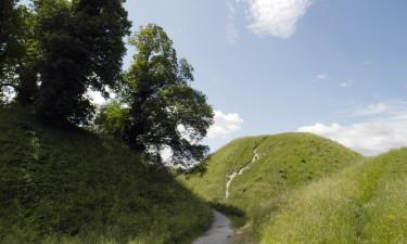 Thetford - By med en stor skovpark
