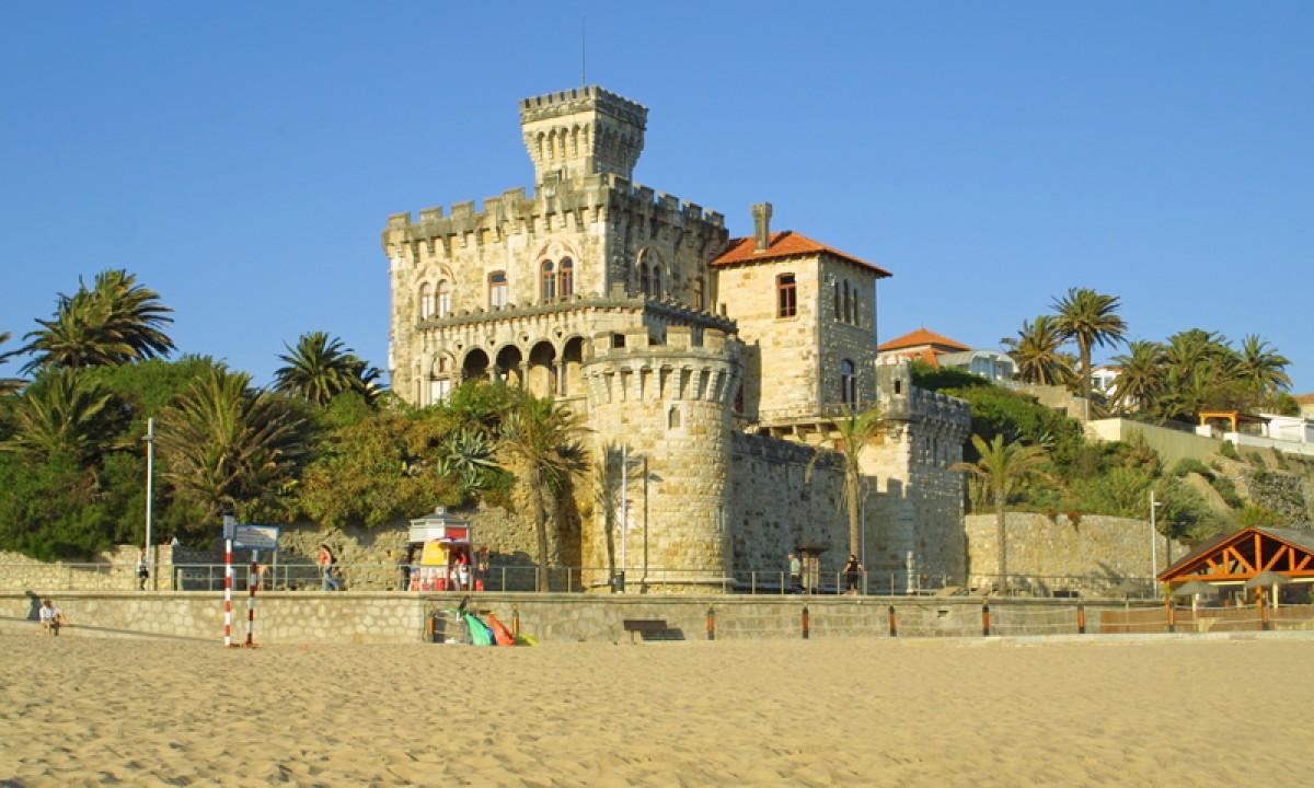 Estoril slot naer Lissabon