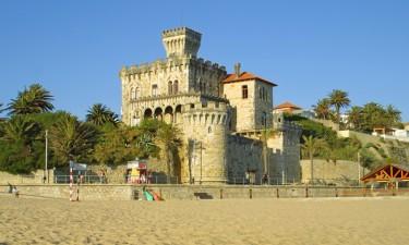 Besøg byen Estoril og Casino Royal