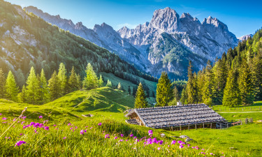Ferieboliger i Østschweiz
