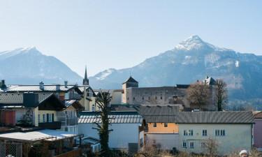 Udflugtsmål i Salzburg