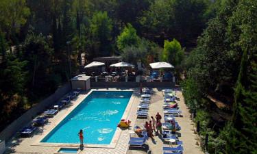 Pool Camping Santa Fortunata Village