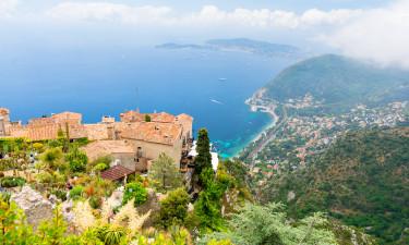 Vores anbefalinger i Côte d'Azur
