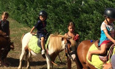 Børnevenlige rammer og sjove aktiviteter