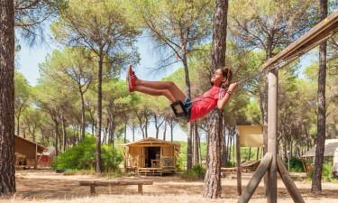 Camping Donarrayan Park in Andalusien