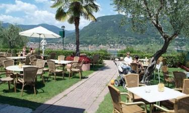 Hyggelig restaurant og forfriskende bar