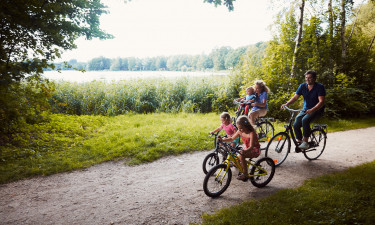 Camping i Noord-Brabant