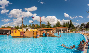 Sport Camping Park Umag in Istrien