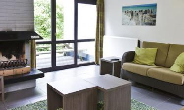 Bo i hyggelige feriehuse