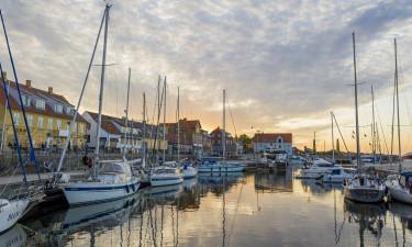 Klintely - Allinge havn