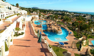 Hotel Imperial Park - Poolområdet