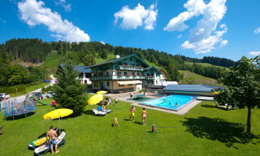 Tannenhof - Panoramisk udsigt over feriestedet