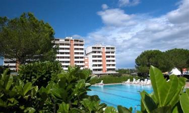Aprilia Marittima ved Adriaterhavet - Swimmingpool