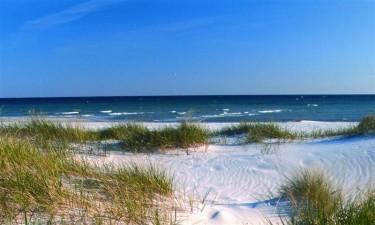 Den bedste sandstrand og sjove aktiviteter