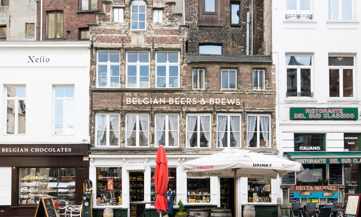 Antwerpen - Nyd belgisk mad- og ølkultur