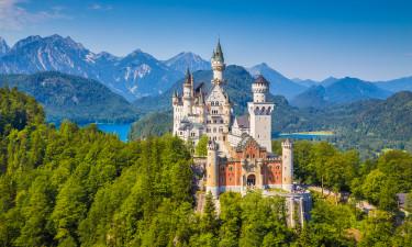Oplevelser i Sydtyskland