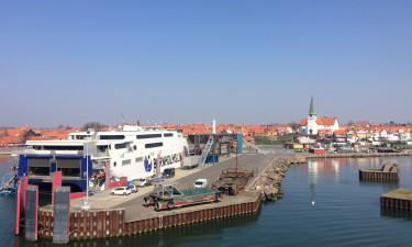 I bil til Bornholm til Friferies pakkepriser