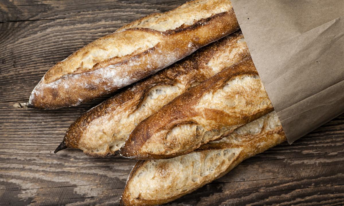 Lækre franske baguettes