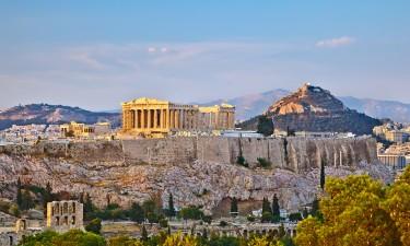 Akropolis i Athen, Graekenland