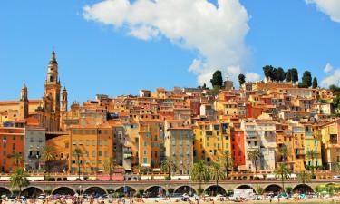 By i Frankrig med liv og mennesker