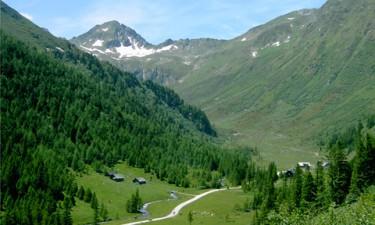 Katschtal dalen