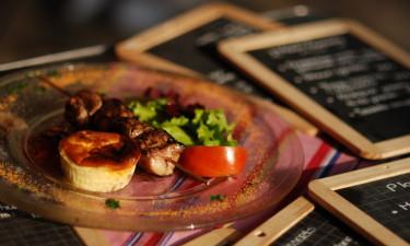 Restauranter, bar og franske specialiteter