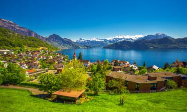 kør selv ferie schweiz