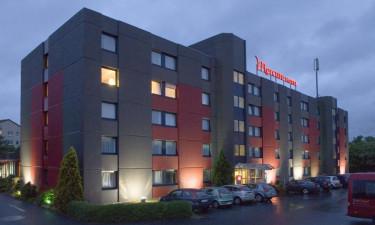Hotelbygningen