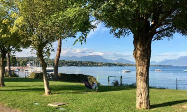 Oplevelser i vente på Corti del Lago