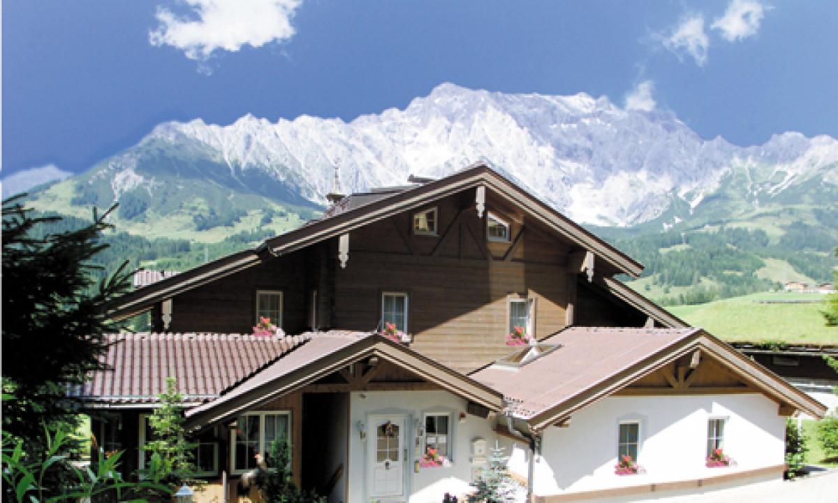 Landhaus Salzburg - Feriested ved bjergmassiv